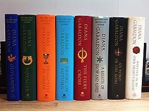 By Diana Gabaldon Complete Diana Gabaldon Outlander Series Eight Book Hardcover Set [Outlander, Voyager, Dragonfly in [Har...