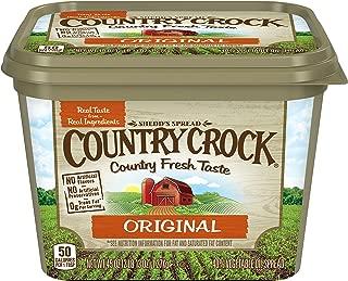 Country Crock, Buttery Spread, Original, 45 oz