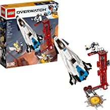 LEGO Overwatch Watchpoint: Gibraltar 75975 Building Kit, 2019 (730 Pieces)