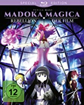 madoka magica rebellion dvd