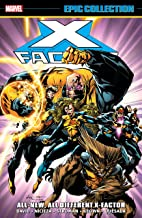 X-Factor Epic Collection: All-New, All-Different X-Factor (X-Factor (1986-1998) Book 7)
