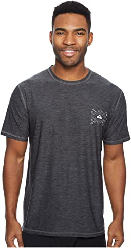 Quiksilver Waterman - Water Marked Short Sleeve