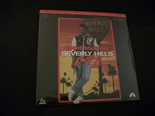 Beverly Hills Cop 2 Laser Disc