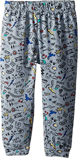 Splendid Littles - Rock & Music French Terry Joggers (Toddler)