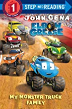 My Monster Truck Family (Elbow Grease) (Step into Reading)