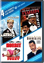 Coming To America / Harlem Nights / Norbit / Boomerang 4 Film Favourites