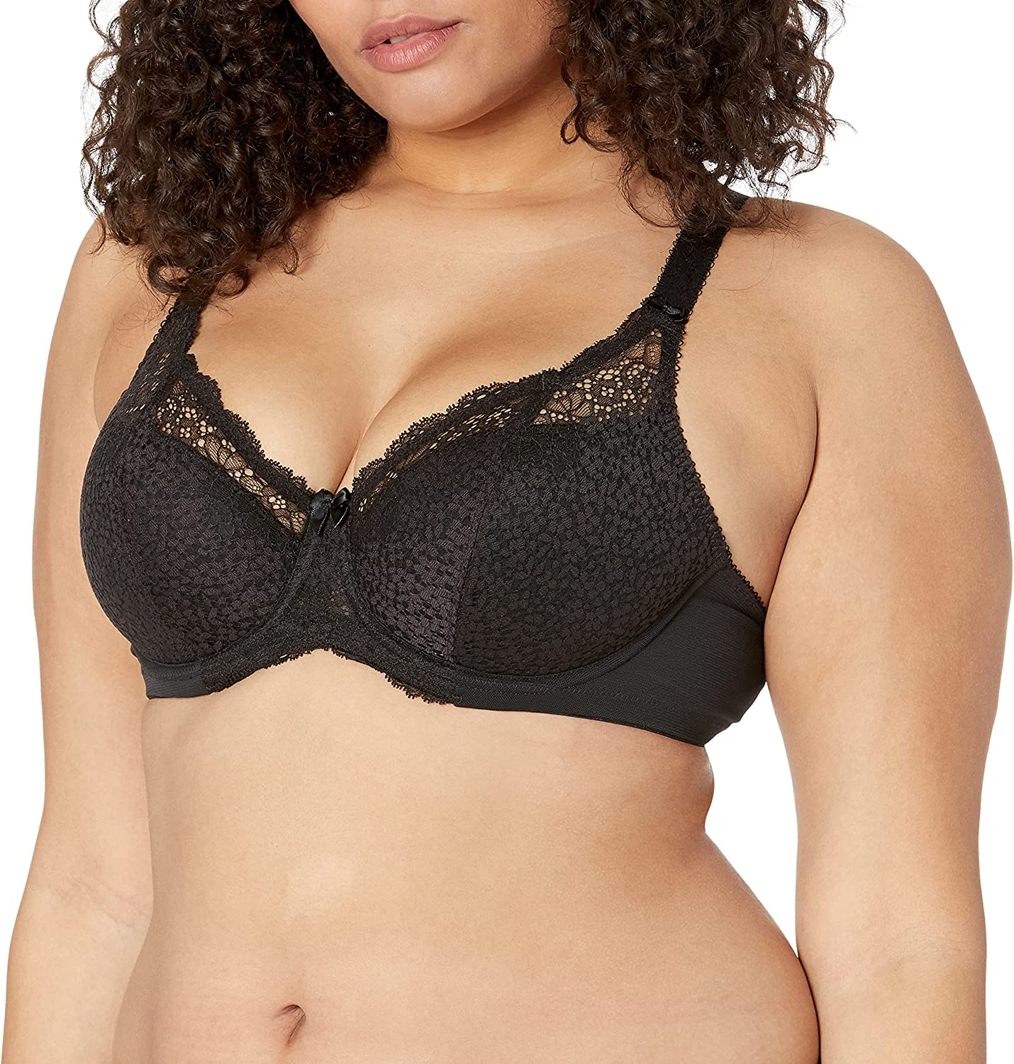 GODDESS Women's Plus Size Max 57% OFF Michelle Banded Padded Lowest price challenge Bra Underwire