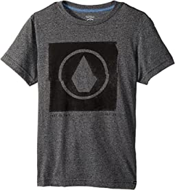 Volcom Kids - Chop Stone Short Sleeve Tee (Big Kids)