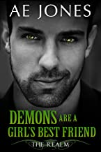 Demons Are A Girl's Best Friend (The Realm Book 2)