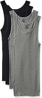 Men's Premium A-Shirt (Pack of 4) Assorted