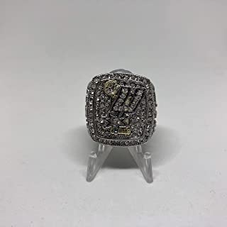 2014 Tim Duncan #21 San Antonio Spurs High Quality Replica Championship Ring Size 12-Silver Colored US SHIPPING
