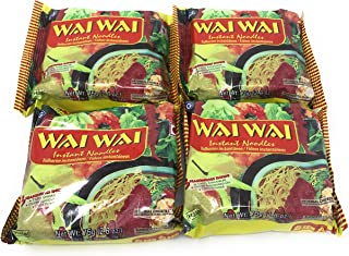 Wai Wai Nepali Instant Noodles by Chaudhary group (Chicken Pack of 4 pcs)