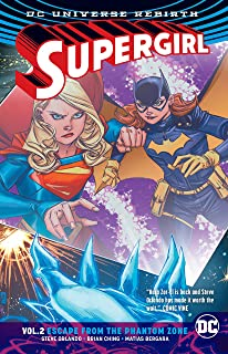 Best supergirl comic book covers Reviews