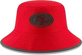 New Era NFL 2018 Training Camp Sideline Bucket Hat Team Color