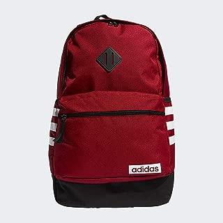 maroon pink brand backpack