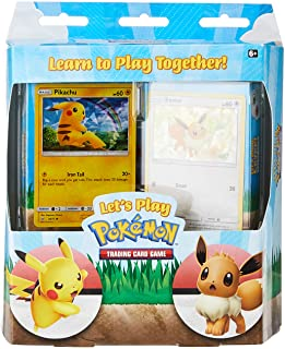 Pokemon Let's Play Pokémon TCG Box, Multi (290-80782)