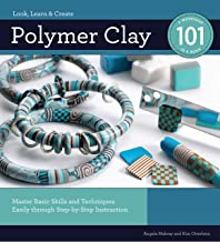 polymer clay 101 book