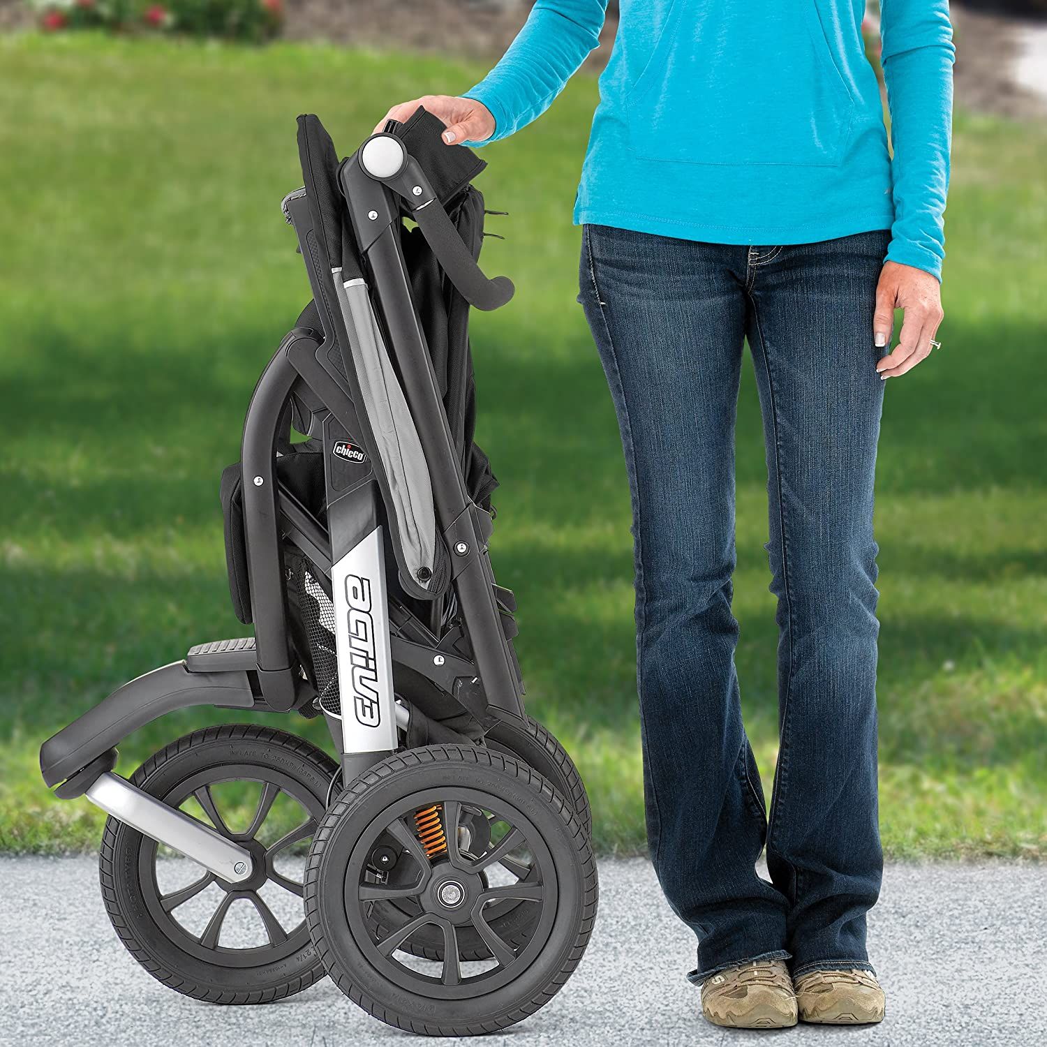 Chicco Activ3 Air Jogging Stroller, Q Collection