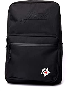 Ghoxt Odor Resistant, Odor-Proof Nylon Exterior Backpack, Small, Black Bag