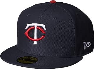 [ニューエラ] ベースボールキャップ MLB ACPERF ミネソタ・ツインズ 17J [ユニセックス] 11449359 チームカラー Free