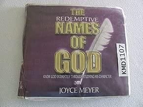 Redemptive Names of God by Joyce Meyer on 12 Audio Cassettes
