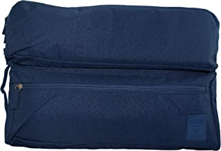 Shopizone® 11 to 15.6 Inch Multi Function Laptop Sleeve Bag with Handle and Zipped Pockets for MacBook Lenovo dell Toshiba (Blue)