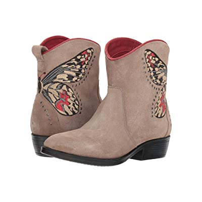 Laredo Flutter (Taupe) Cowboy Boots