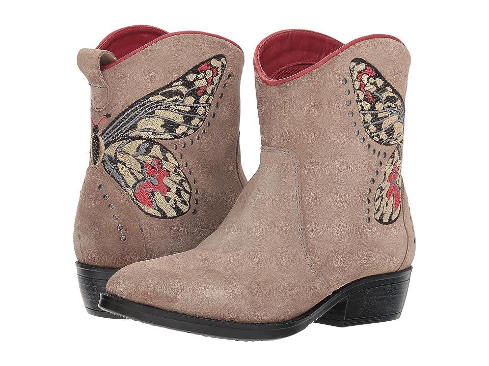 Laredo Flutter (Taupe) Cowboy Boots