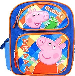 Peppa Pig George 12 inch Backpack