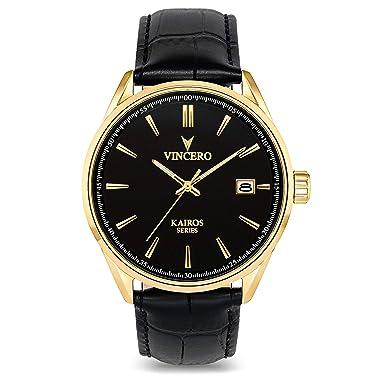 Reloj Kairos de lujo de Vincero para
