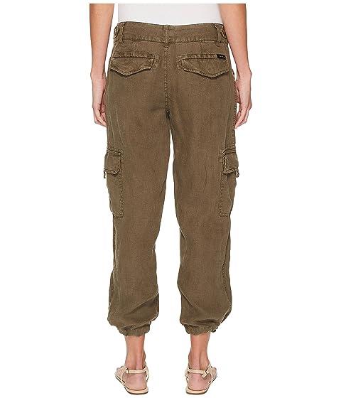 Sanctuary Terrain Linen Crop Pants At 6pm