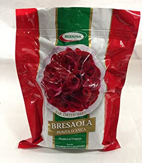 Bresaola Air Dried Beef Imported from Uruguay, Avg 2.75 Lb