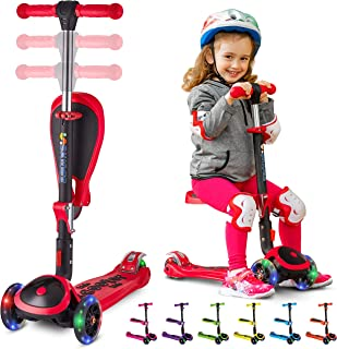 Best childrens 3 wheel scooter Reviews