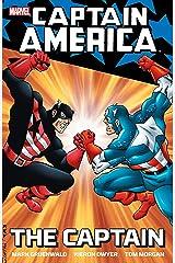 Captain America: The Captain (Captain America (1968-1996)) Kindle Edition