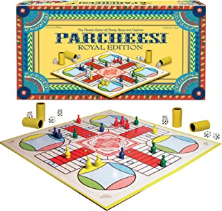 Winning Moves Parcheesi: Royal Edition