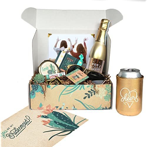 Bridesmaid Boxes Amazon Com