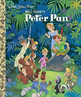 Walt Disney`s Peter Pan (Disney Classic) (Little Golden Book)