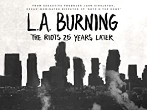 la burning the riots 25 years later