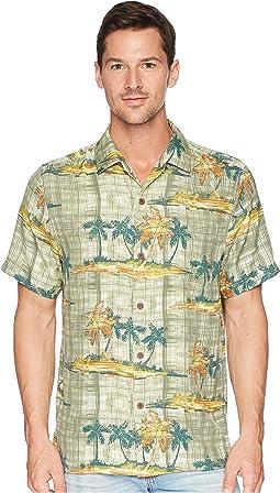 Tommy Bahama Zama Palms IslandZone Camp Shirt