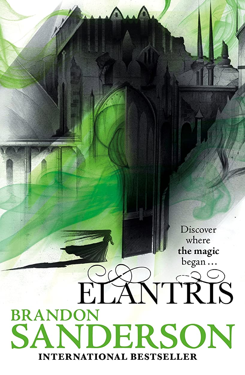 寝具蒸留絶妙Elantris (English Edition)