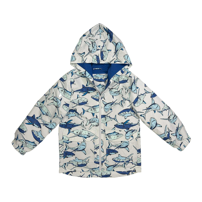 Carters Boys Little Critter Rainslicker Lightweight Rain Jacket