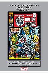 Nick Fury, Agent of S.H.I.E.L.D. Masterworks Vol. 2 (Strange Tales (1951-1968)) (English Edition) eBook Kindle