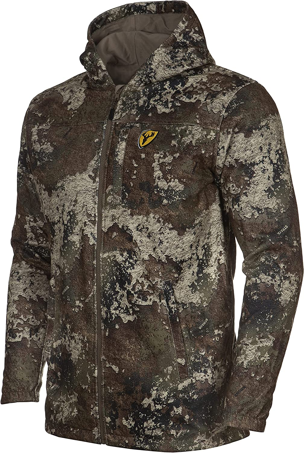 Scent Blocker Shield Series National products Wooltex Hooded Camo for free H Parka Men