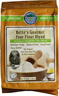 Authentic Foods' & Bette's Gourmet Four Flour Blend