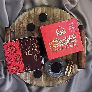 Dukhoon Al Malaki - Luxury Arabic Bakhoor. Can be used on an Exotic Burner, electric burner or traditionally on charcoal