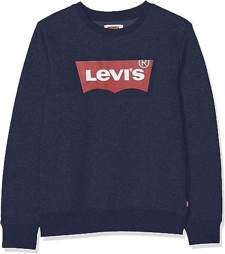 Levi's Kids Garçon - Lvb Batwing Crewneck Pulls