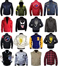 The American Fashion Lightweight Bomber Jacket Mens - Cosplay Jacket & Coat