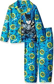Toddler Boys' Batman Sleepwear Coat Set