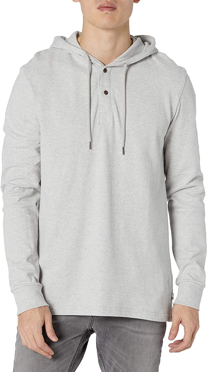 Quiksilver Baltimore Mall Men's Sanofry Knit Hood Max 89% OFF Top