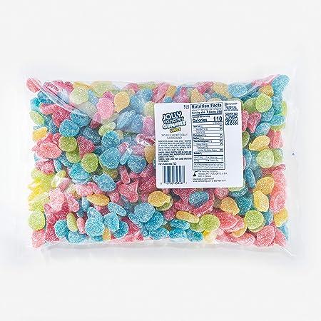 JOLLY RANCHER Gummies Assorted Fruit Flavored Gummy Candy, Easter, 5 lb Bulk Bag